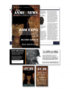 ANME Print Collateral